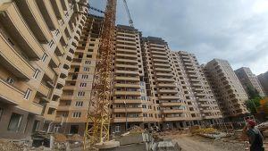 Город Долгопрудный, микрорайон «Хлебниково», корпус 8 (июнь 2018, фото 18-1)