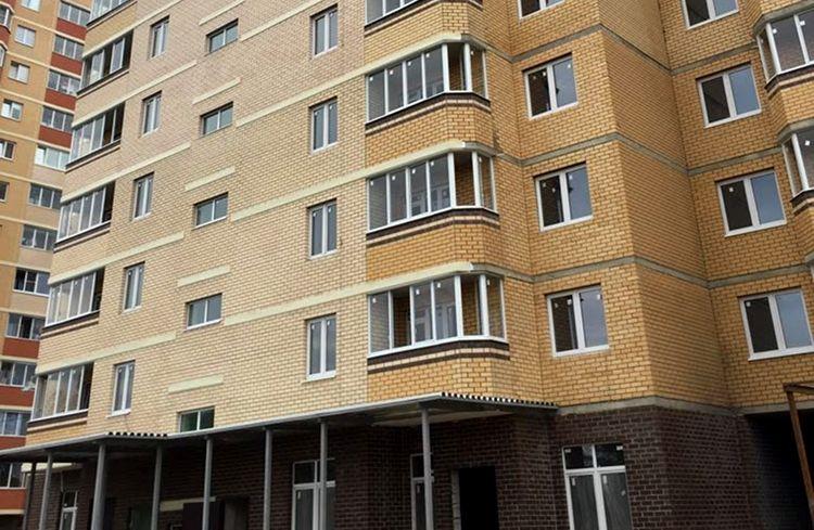 Город Долгопрудный, микрорайон «Хлебниково», корпус 8 (август 2018, фото 20-2)