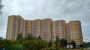 Город Долгопрудный, микрорайон «Хлебниково», корпус 8 (сентябрь 2018, фото 21-1)
