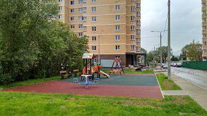Город Долгопрудный, микрорайон «Хлебниково», корпус 8 (сентябрь 2018, фото 21-2)
