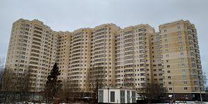 Город Долгопрудный, микрорайон «Хлебниково», корпус 8 (ноябрь 2018, фото 23-1)