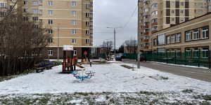 Город Долгопрудный, микрорайон «Хлебниково», корпус 8 (ноябрь 2018, фото 23-2)