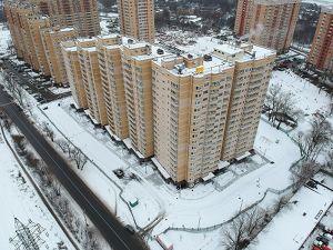 Город Долгопрудный, микрорайон «Хлебниково», корпус 8 (декабрь 2018, фото 24-1)