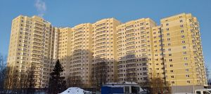 Город Долгопрудный, микрорайон «Хлебниково», корпус 8 (январь 2019, фото 25-1)