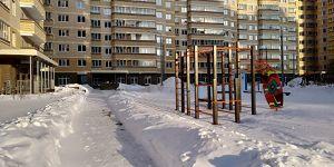 Город Долгопрудный, микрорайон «Хлебниково», корпус 8 (январь 2019, фото 25-2)