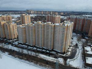 Город Долгопрудный, микрорайон «Хлебниково», корпус 8 (февраль 2019, фото 26-2)
