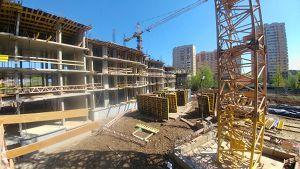 Город Долгопрудный, микрорайон «Хлебниково», корпус 8 (май 2017, фото 5-2)