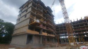 Город Долгопрудный, микрорайон «Хлебниково», корпус 8 (июнь 2017, фото 6-1)