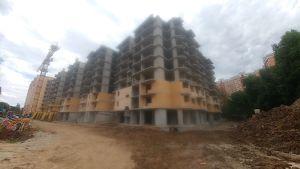 Город Долгопрудный, микрорайон «Хлебниково», корпус 8 (июль 2017, фото 7-1)