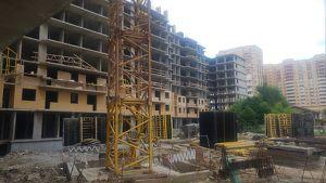 Город Долгопрудный, микрорайон «Хлебниково», корпус 8 (июль 2017, фото 7-2)