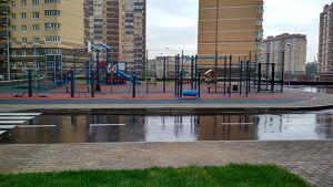 Город Долгопрудный, ЖК «Московские водники», корпус 24 (сентябрь 2018, фото 22-2)